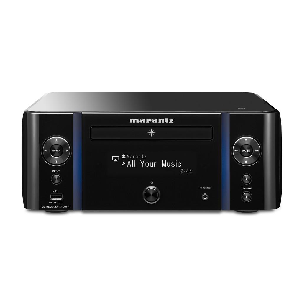 Marantz M-CR611 網路CD收音擴大機