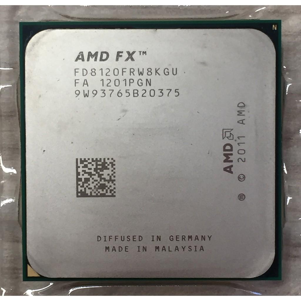 ⭐️【AMD FX-8120/FX-8320E/FX-8350/FX-8370 八核心】⭐ 無風扇/保固1個月