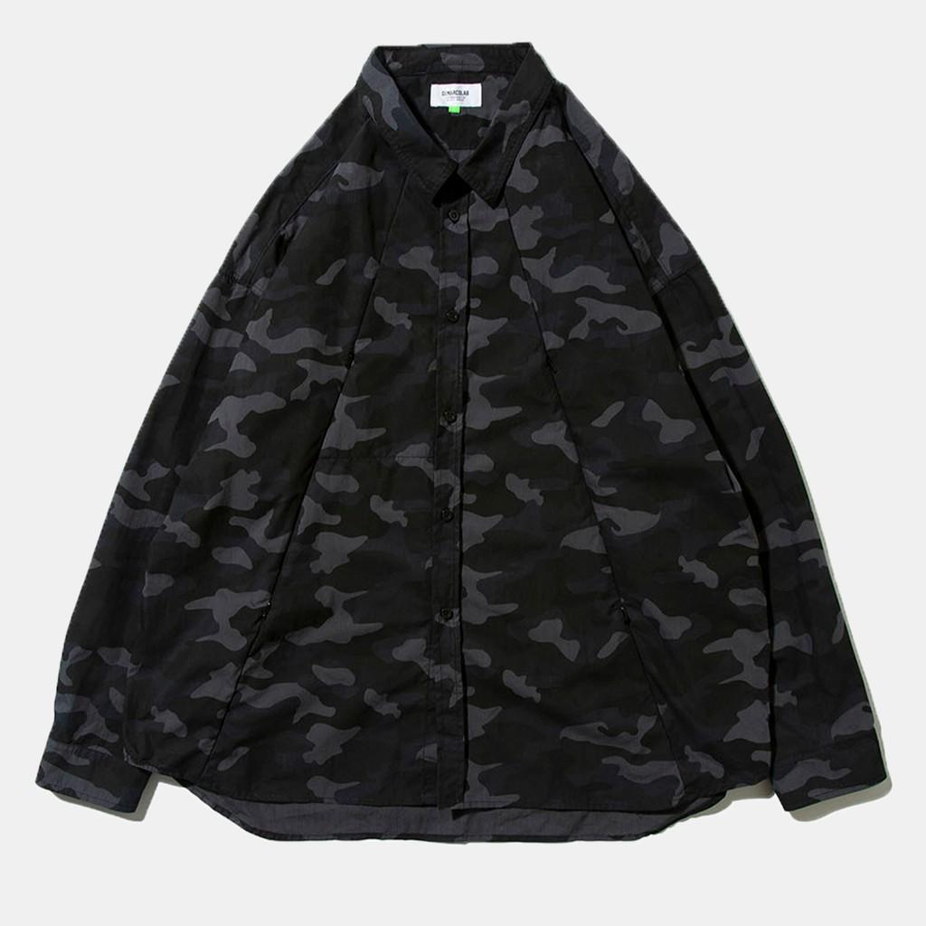 [DeMarcoLab] CRUISER L/S SHIRT (G.Camo) 襯衫 / 現貨