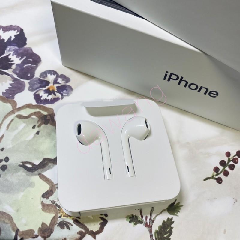 免運現貨🔥Apple iPhone EarPods原廠線控耳機 Lightning連接線大王旗艦店
