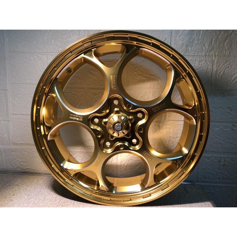 Vespa 桃子加工廠W252鍛造輪框