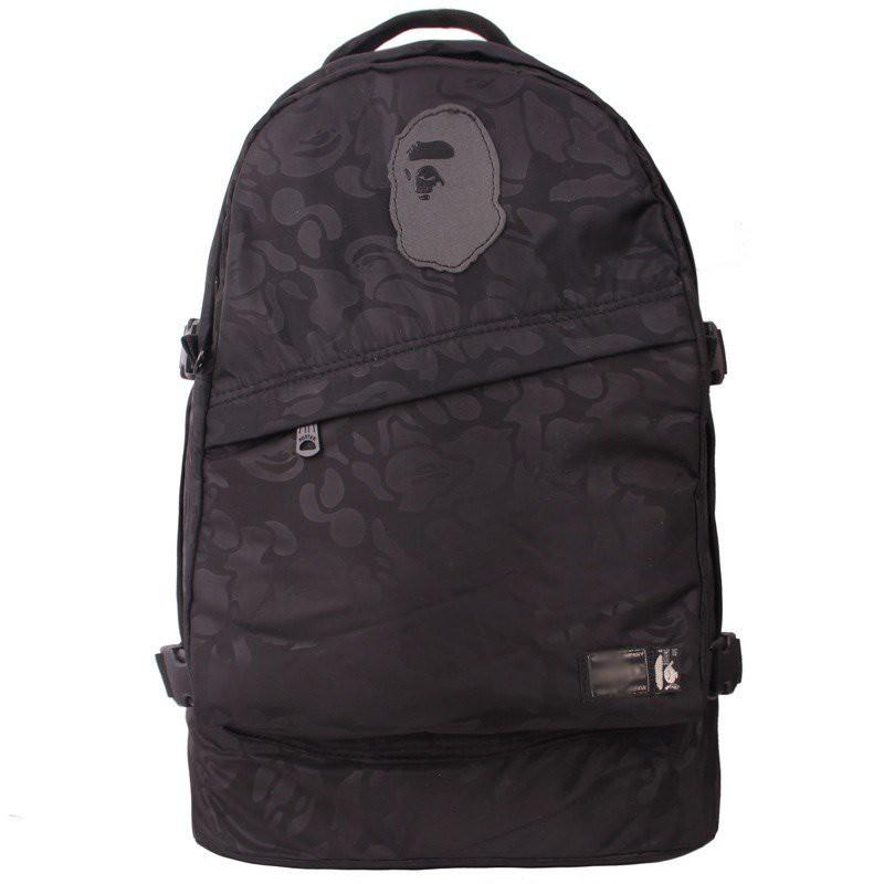 全新正品  AAPE BAPE X  聯名款 後背包