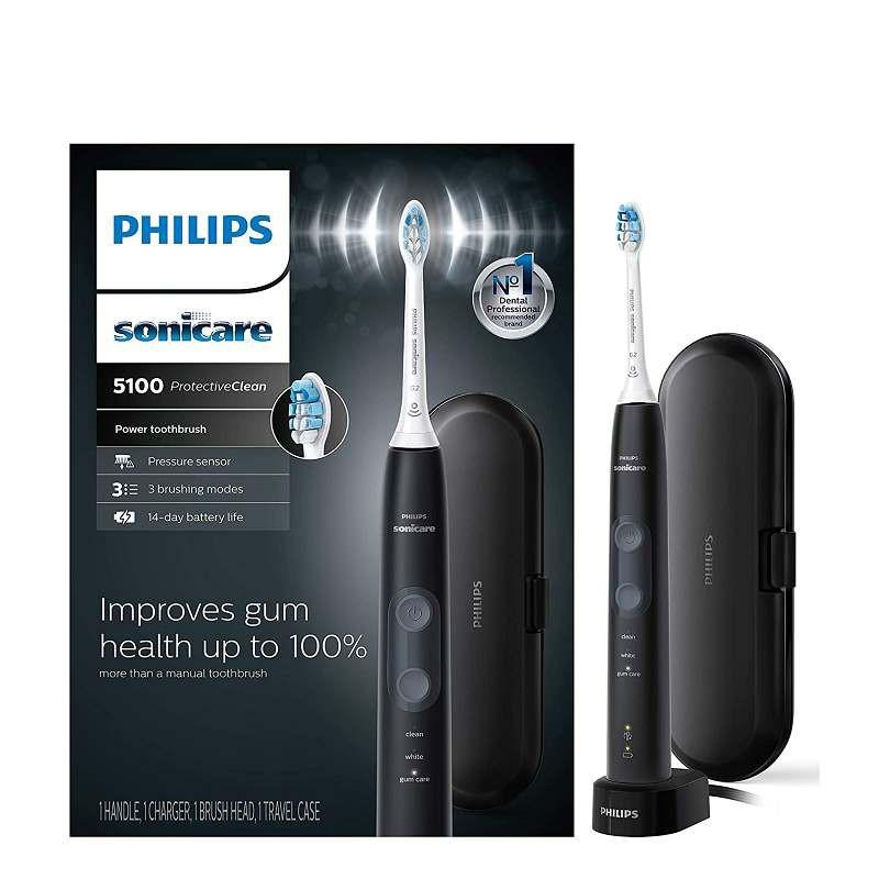 Philips Sonicare ProtectiveClean 5100 電動牙刷 HX6850/60