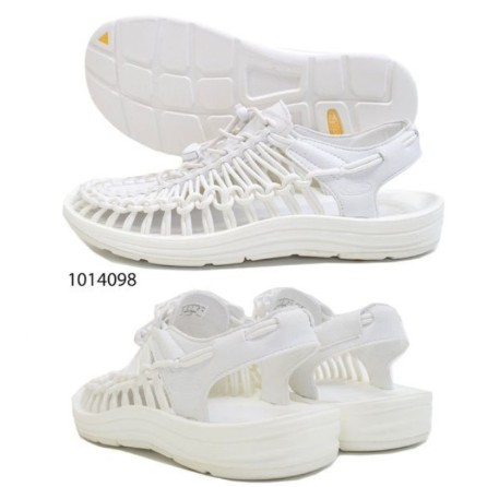 AD-Nike UNEEK SLICE FADE SANDALS 彈力戶外溯溪 時尚 包腳涼鞋 男女鞋 黑色 白色 現貨