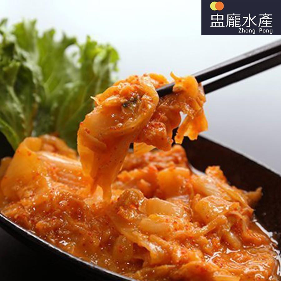 【盅龐水產】明太子風味泡菜 - 500g/包