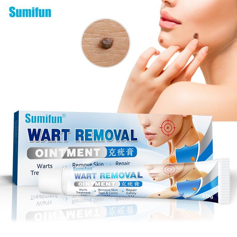 wart removal 美膚去疣膏 去尤膏 sumifun 20g 瘊疣平祛疣膏 鸡眼膏扁平疣瘊子 皮膚護理