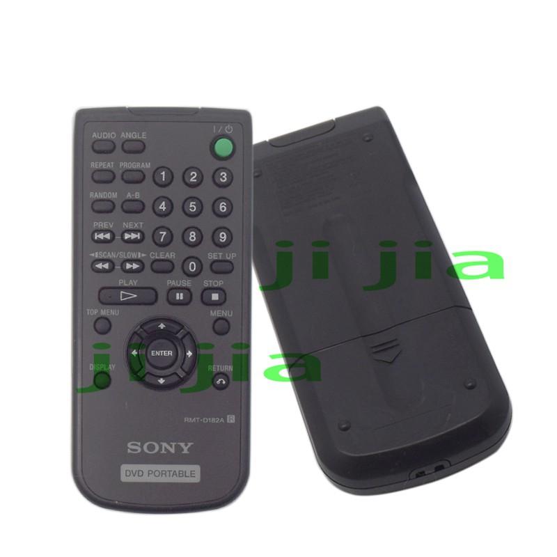 Sony索尼DVD RMT-D182A原裝遙控器DVP-FX810 DVP-FX850DVP-FX805K