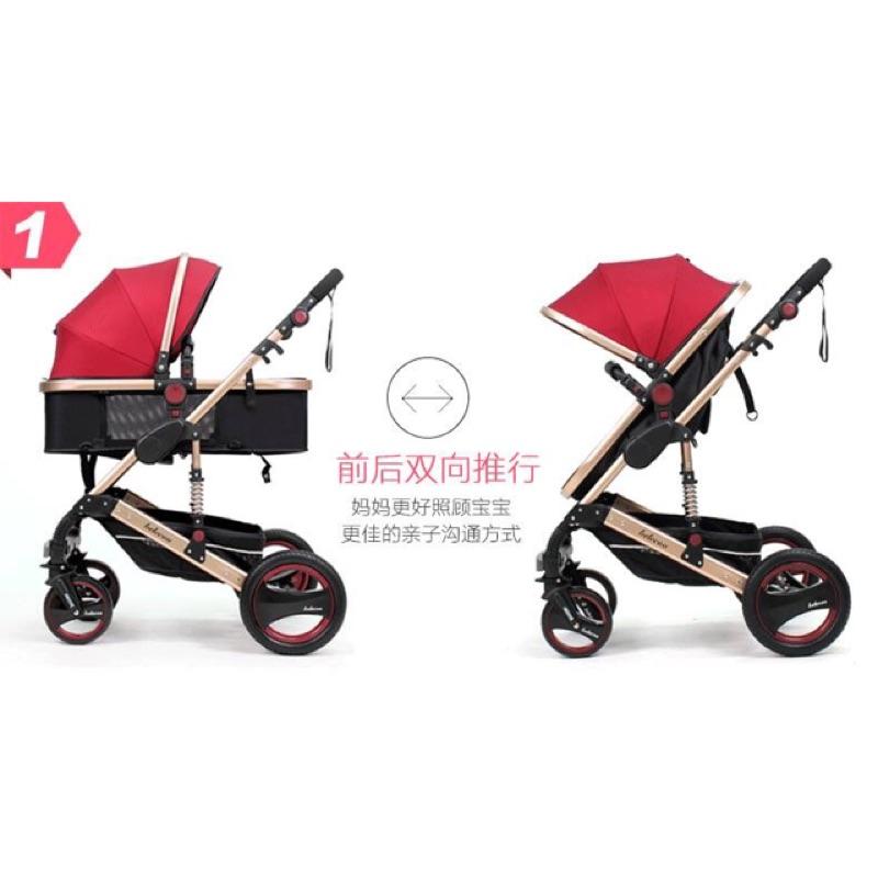 預購款~正品belecoo 貝麗可嬰兒推車