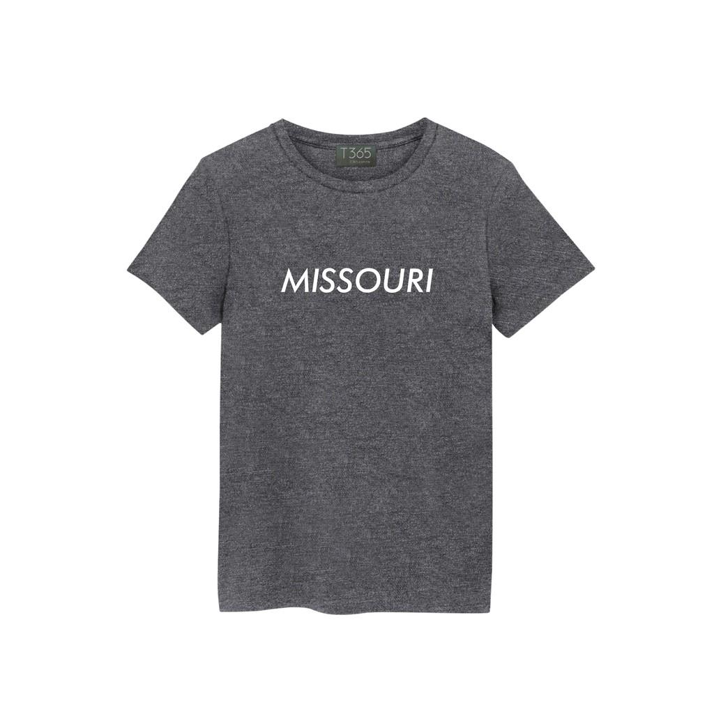 T365 MISSOURI 密蘇里 密蘇里州 美國 洲 潮流 T恤 男女皆可穿 下單備註尺寸 短T 素T 素踢 TEE