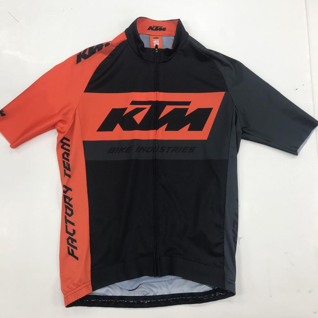 KTM Bikes FACTORY TEAM 系列 專業短袖車衣 現貨在台