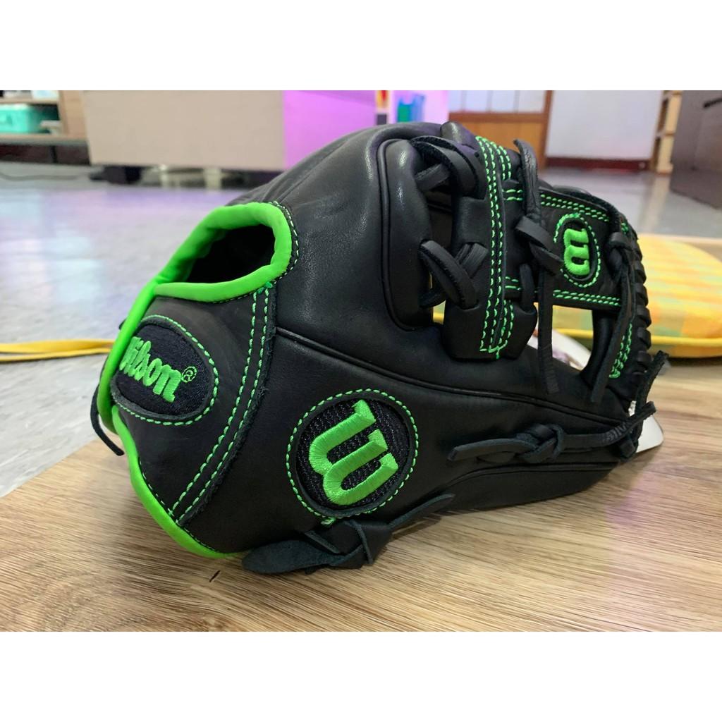 [美規] Wilson 6-4-3 series 內野手套 Dustin Pedroia fit 工字檔11.5吋