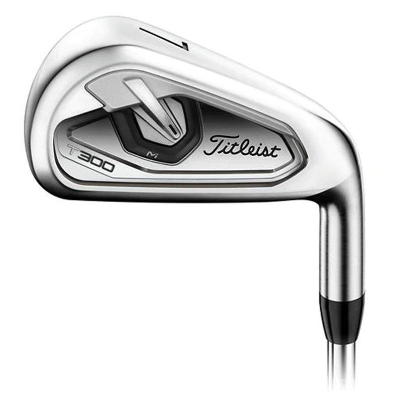 Titleist高爾夫球桿男士鐵桿全新T300高容錯遠距離鐵桿Golf鐵桿 Wk8L