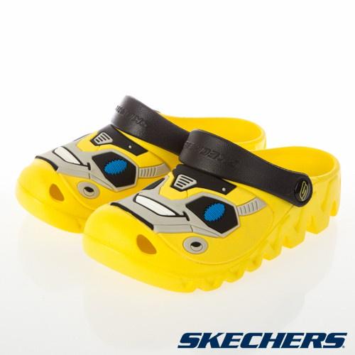 SKECHERS (男童)洞洞鞋系列 CALI GEAR ZAGGLE - 400074LYLBK阿邢的兒童玩具店