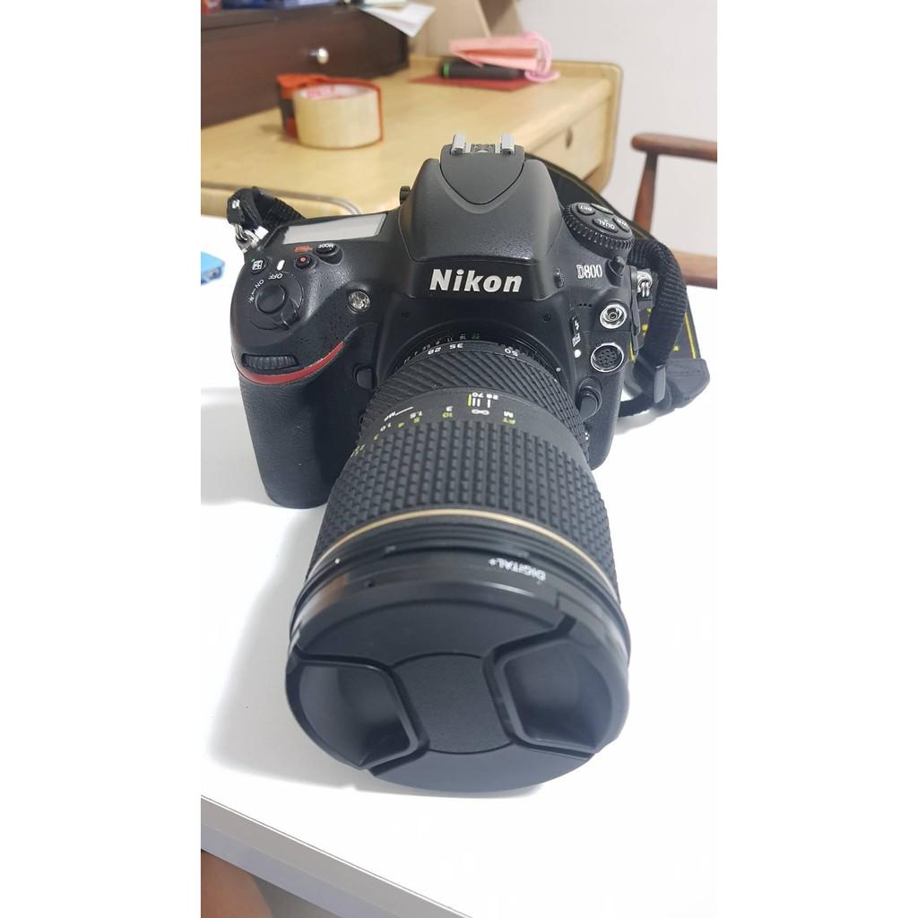 Nikon D800 單眼相機+Tokina AT-X PRO 28-70mm