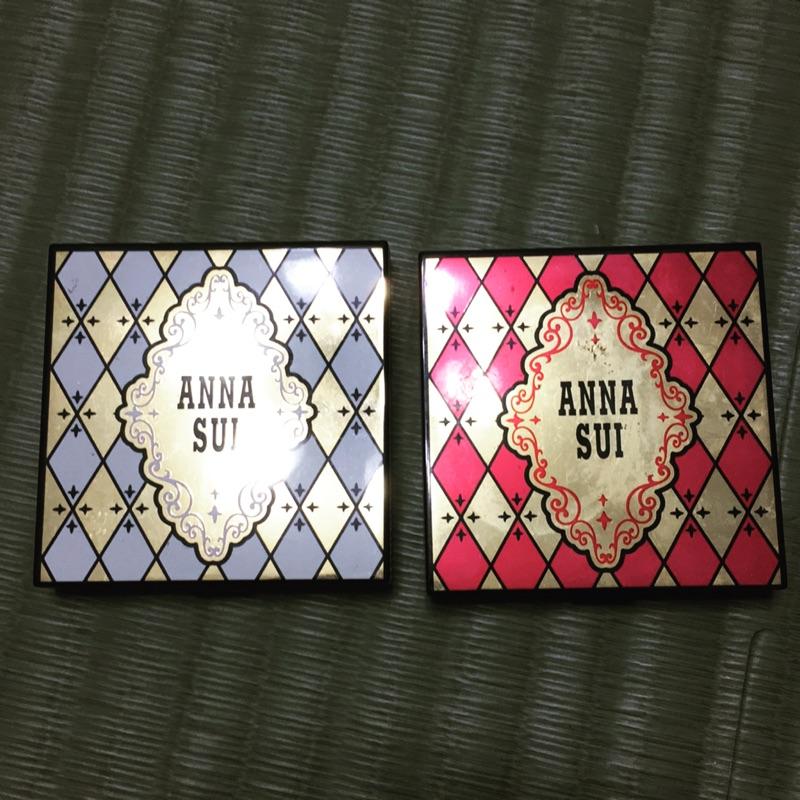 Anna Sui 六色眼影 八成新