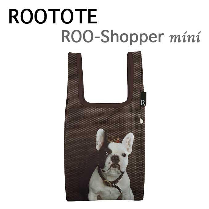 ROOTOTE ROO-Shopper MINI 折疊/摺疊 環保購物袋 購物包 便當袋 貓咪 法鬥 小兔 小鹿 貴賓