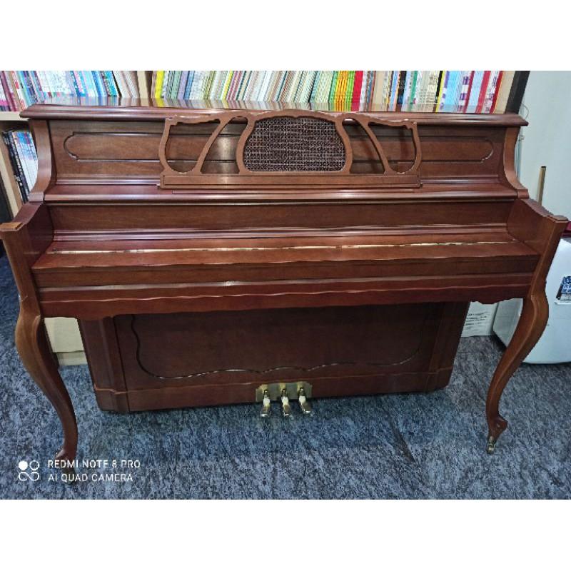 【超美的-日本製手工古典鋼琴KAWAI KL-51KF (1991)中古鋼琴】竹北一心樂器鋼琴專門店