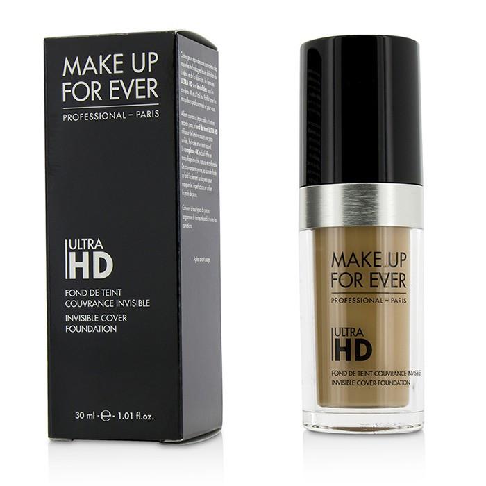 MAKE UP FOR EVER - ULTRA HD超進化無瑕粉底液