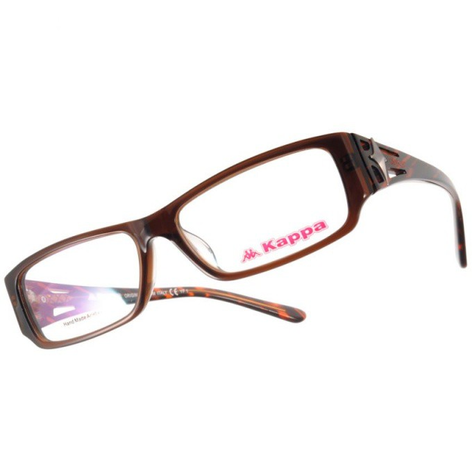 KAPPA 光學眼鏡 KP1013 BW 簍空設計時尚款-金橘眼鏡
