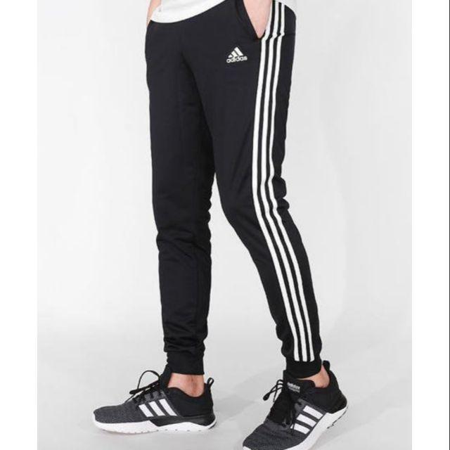 Adidas 三線縮口長褲 bk7396