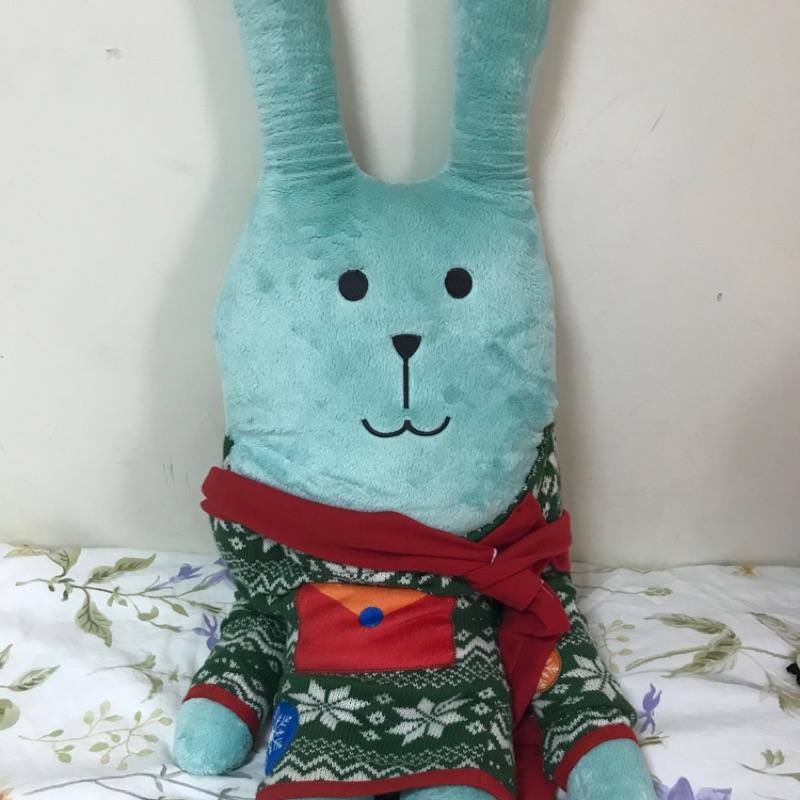 [全家X宇宙人]craftholic 宇宙人超大抱枕娃娃-兔子