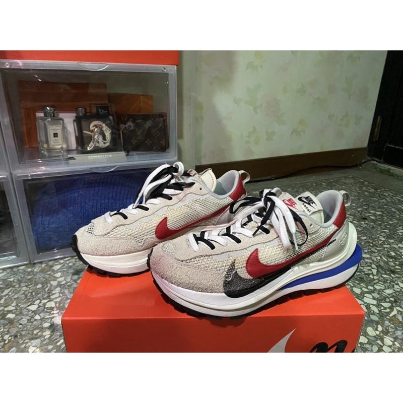 Nike x Sacai vaporwaffle US9.5 白(二手)