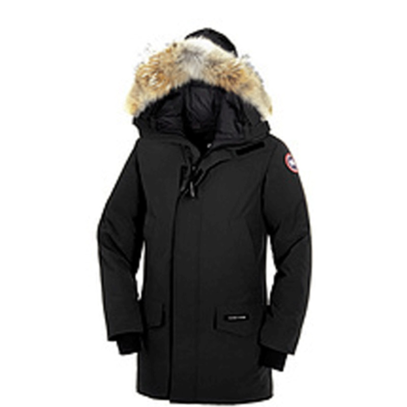 加拿大鵝長版羽絨外套