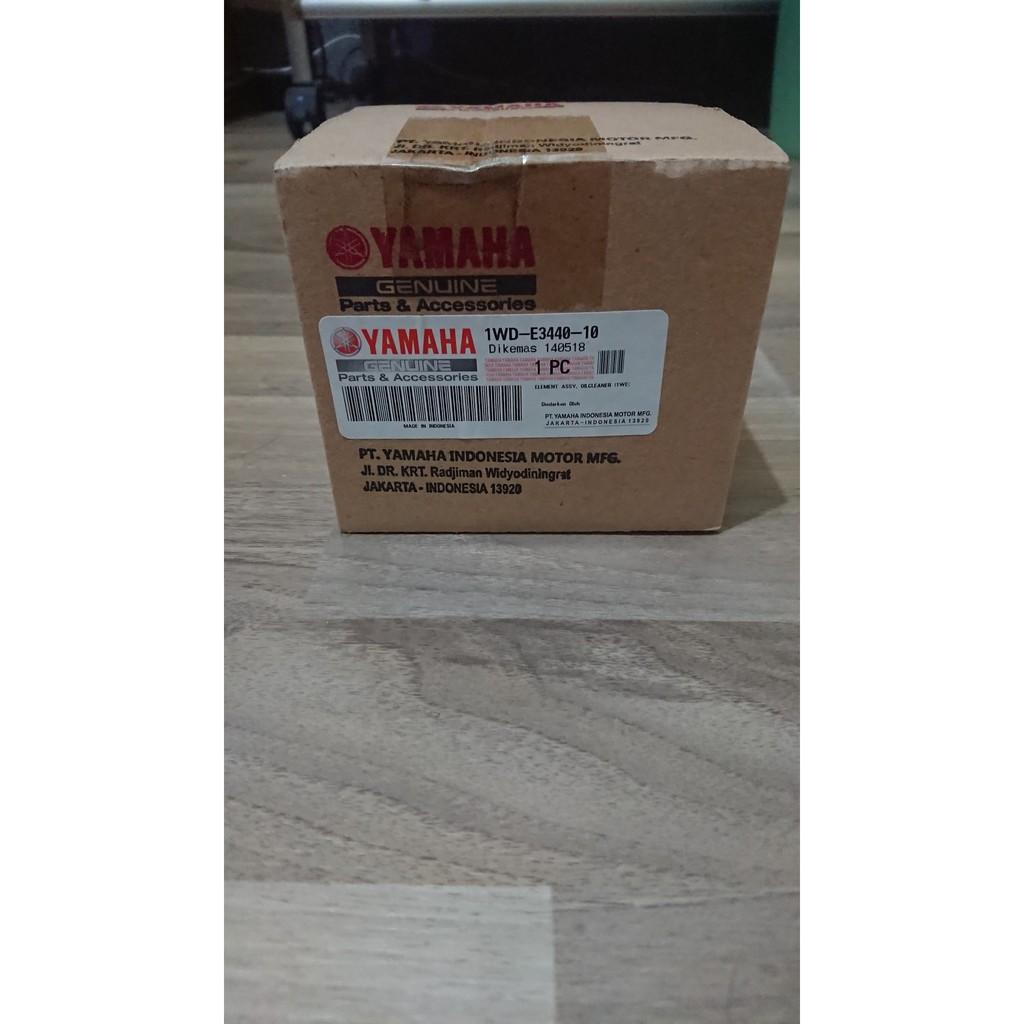 YAMAHA R3 MT03 MT07 原廠機油濾芯