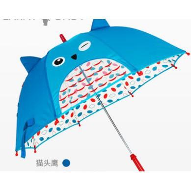 -兒童雨傘寶寶獨角獸晴雨兩用幼稚園小學生男女公主超輕
