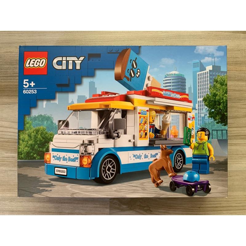 LEGO 樂高 60253 冰淇淋車 城市系列