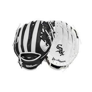【棒球大王小舖】原價980元特價5.2折 Wilson 兒童棒球手套 WTA02RB16CWS 芝加哥白襪 10吋