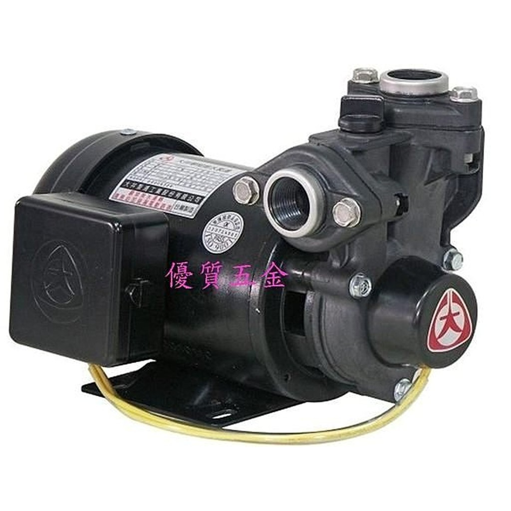 ╭☆優質五金☆╮大井泵浦*1/2HP*抽水機*特價中 TP320PT【不生鏽】附溫控開關 TP320P