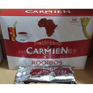 (現貨不用等) 單包20入 Costco 好市多 Carmien 南非國寶茶 南非博士茶 博士茶 國寶茶 新北市