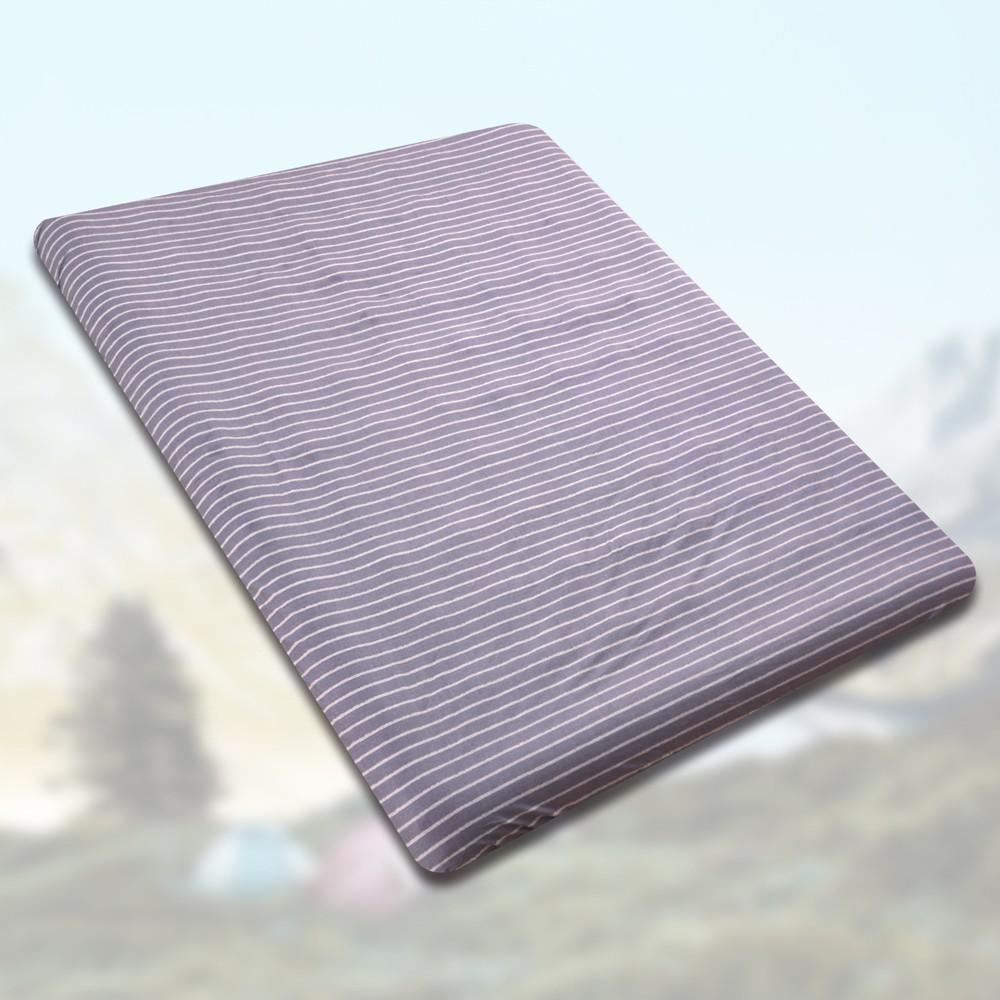 織眠家族 MIT純棉床包套-原廠獨家專利 戶外露營充氣床專用 台灣製-和風生活