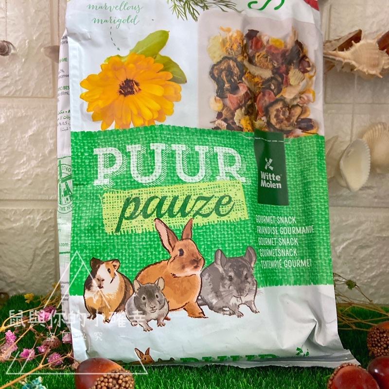 快速出貨🔜🚚分裝 荷蘭維特魔輪天然素什錦 倉鼠花枝鼠龍貓兔子配糧飼料