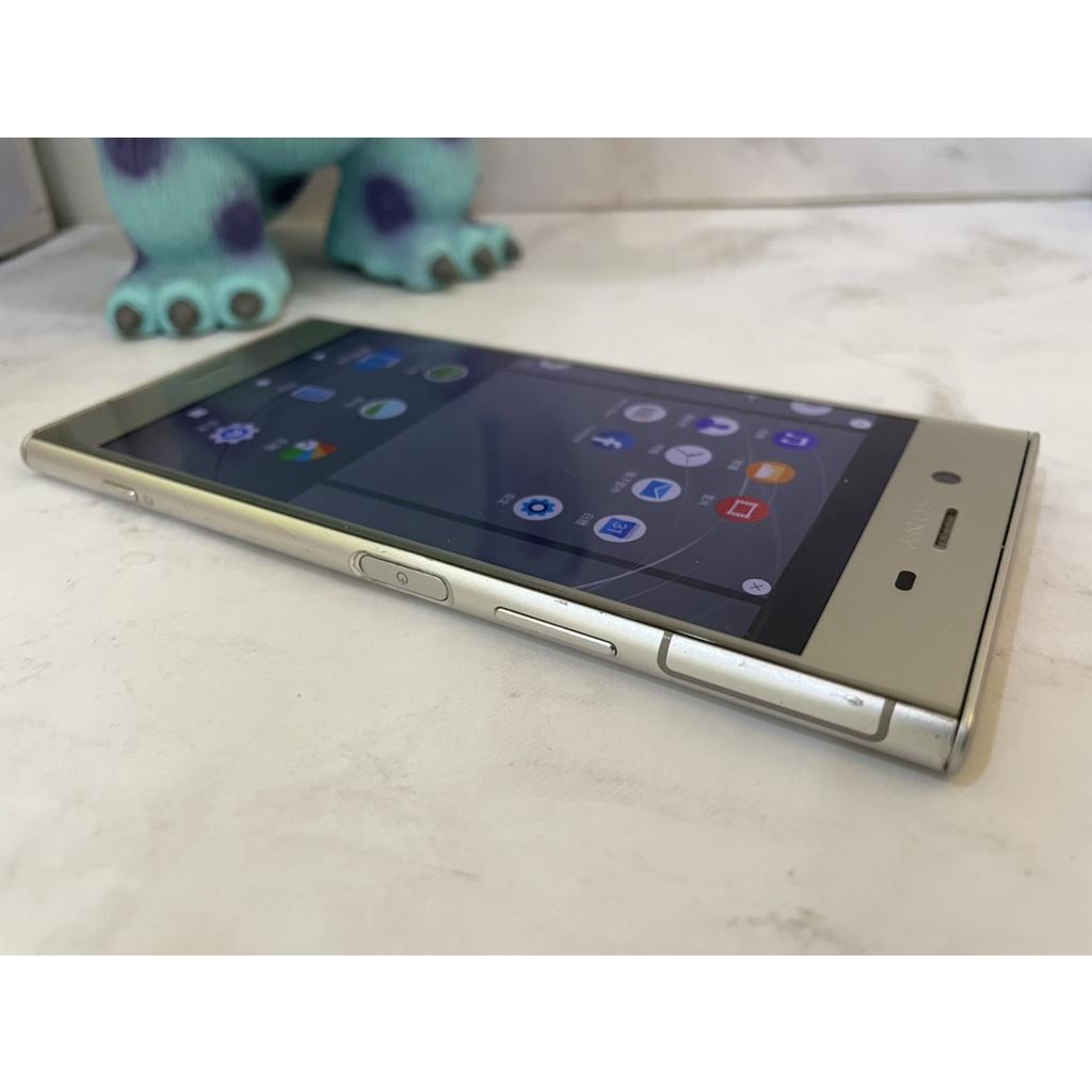∞美村數位∞Sony Xperia XZ1 G8342 5.2吋 銀 二手手機 雙卡雙待 備用機