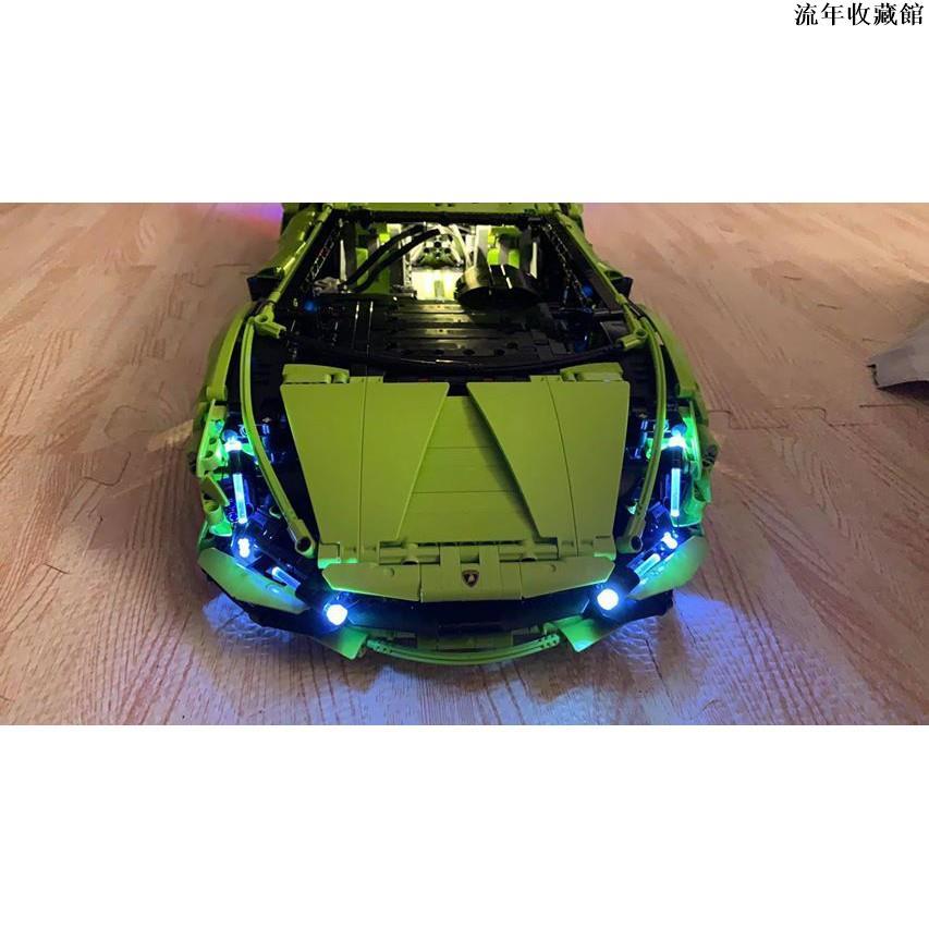 『LED燈組(不含盒組)』樂高 燈組 Lego Light 42115 藍寶堅尼 (預購)A