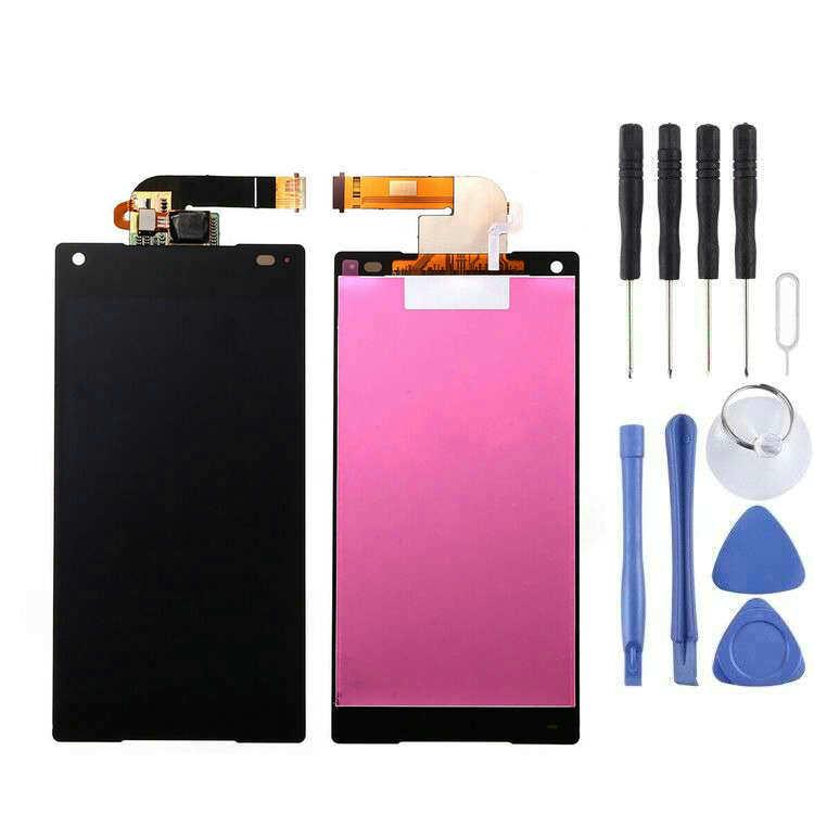 適用於 索尼Sony Xperia Z2 Z3 mini Z4 Z5手機螢幕面板 手機螢幕總成  液晶顯示屏 送拆機工具