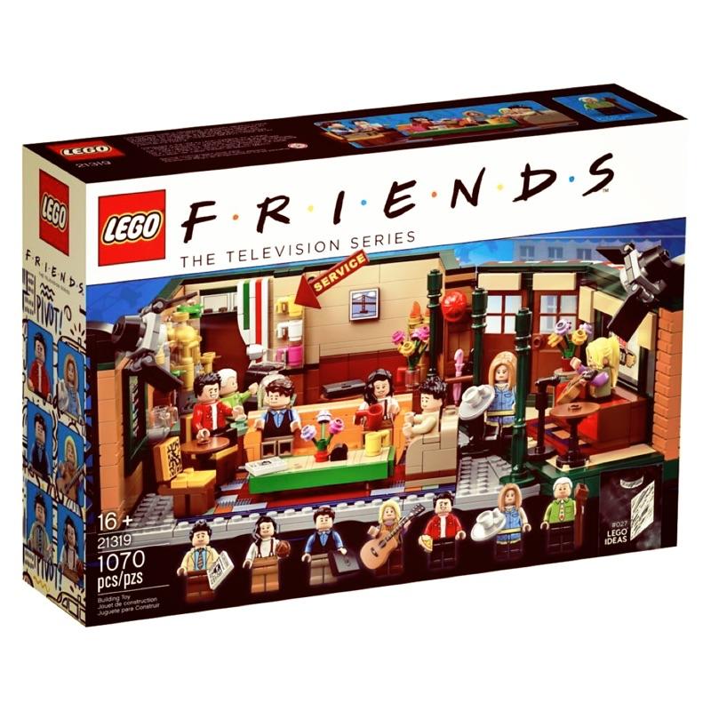 Lego 六人行 21319 老友記 樂高