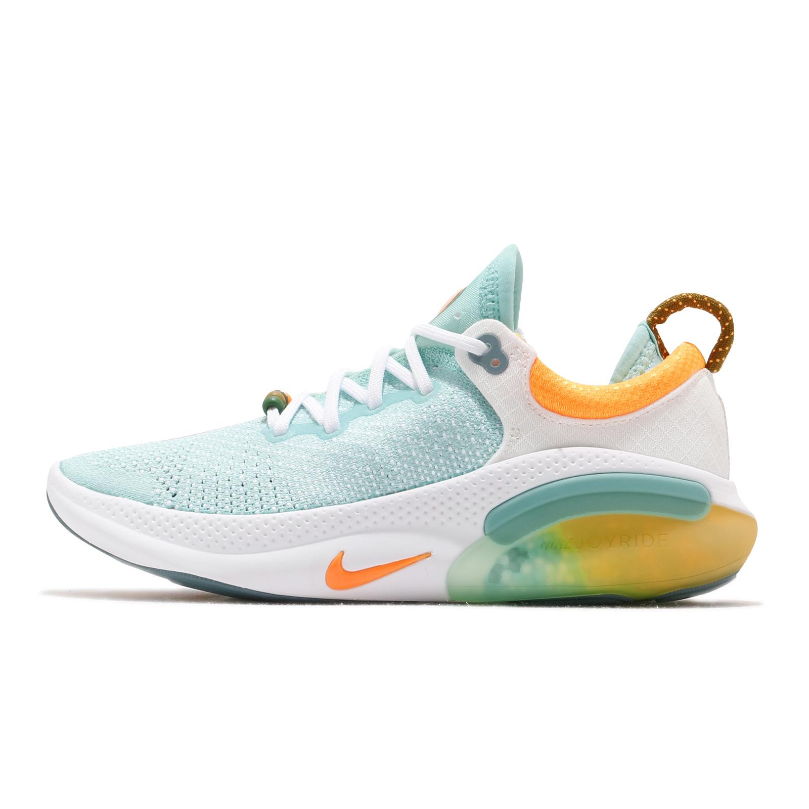 Nike 慢跑鞋 Wmns Joyride Run FK 藍 橘 女鞋 運動鞋 蝴蝶【ACS】 DA1844-481