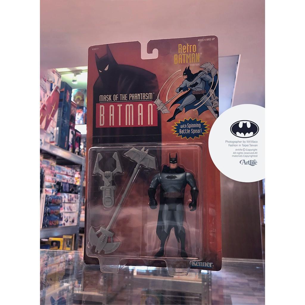 ArtLife @ KENNER 1994 DC Maskof the Phantasm Batman 幽靈的面具蝙蝠俠
