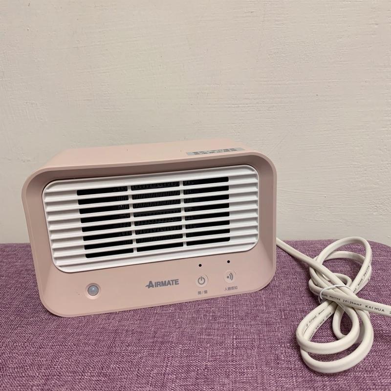 全新 Airmate 艾美特 人體感知美型陶瓷式電暖器