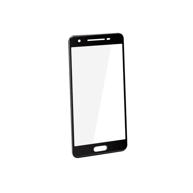 鋼化玻璃膜適用於OPPO 9H R9 R11 PLUS A7 A9黑色弧邊 鋼化玻璃保護貼 保護膜