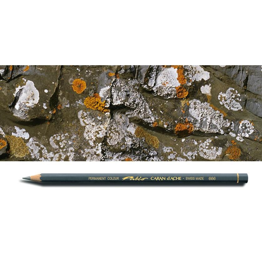 瑞士CARAN D'ACHE卡達 PABLO 專家級 油性彩色鉛筆-單支選購區(共120色)