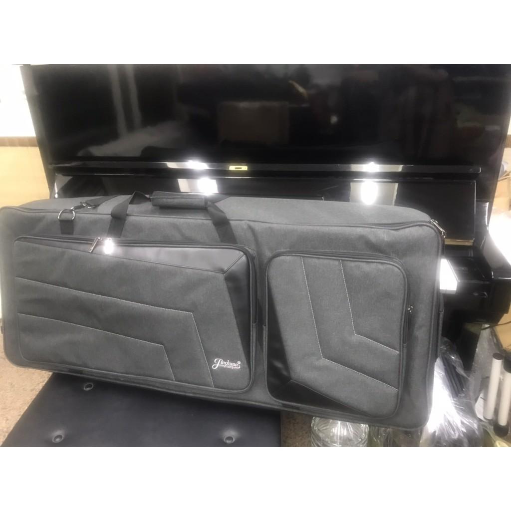 樂器之家 預購 61鍵 拉桿輪子 電子琴箱 電子琴袋 電子琴旅行箱 樂器箱 旅行箱 厚鋪雙層保護