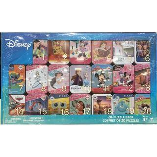 好市多迪士尼Disney 鐵盒拼圖 現貨 高雄市