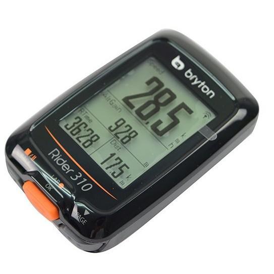 創客 加贈原廠延長座 Bryton Rider 310C GPS衛星定位超輕踏頻感應繁體中文 套裝組