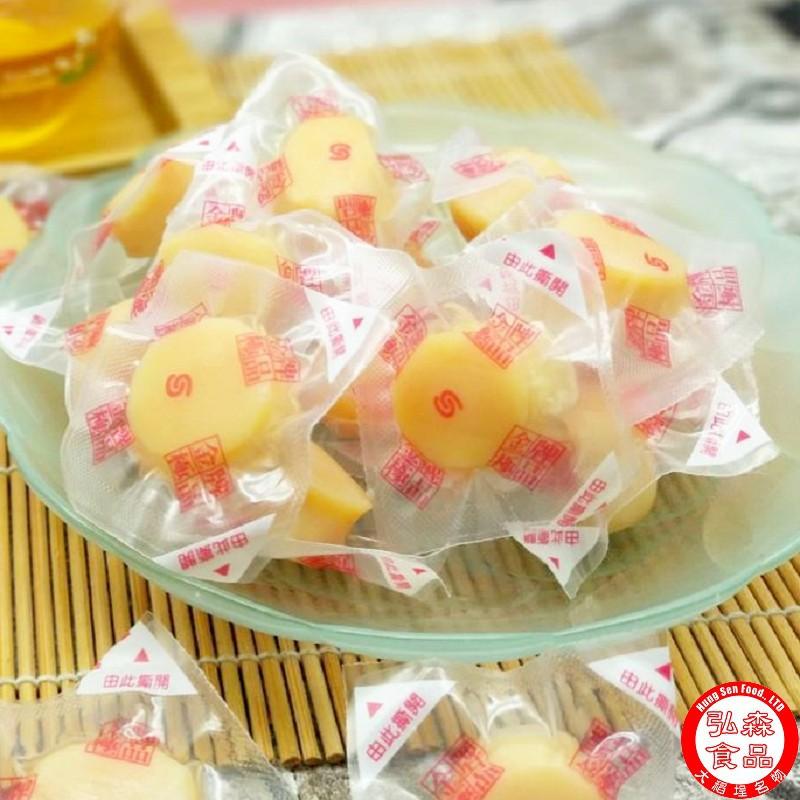 【弘森食品行】即食干貝糖(日式帆立干貝)