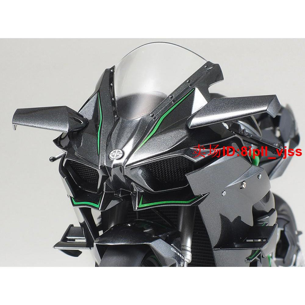 田宮 Tamiya h2r 川崎忍者 1/12 H2R Kawasaki Ninja 14131日本正版??