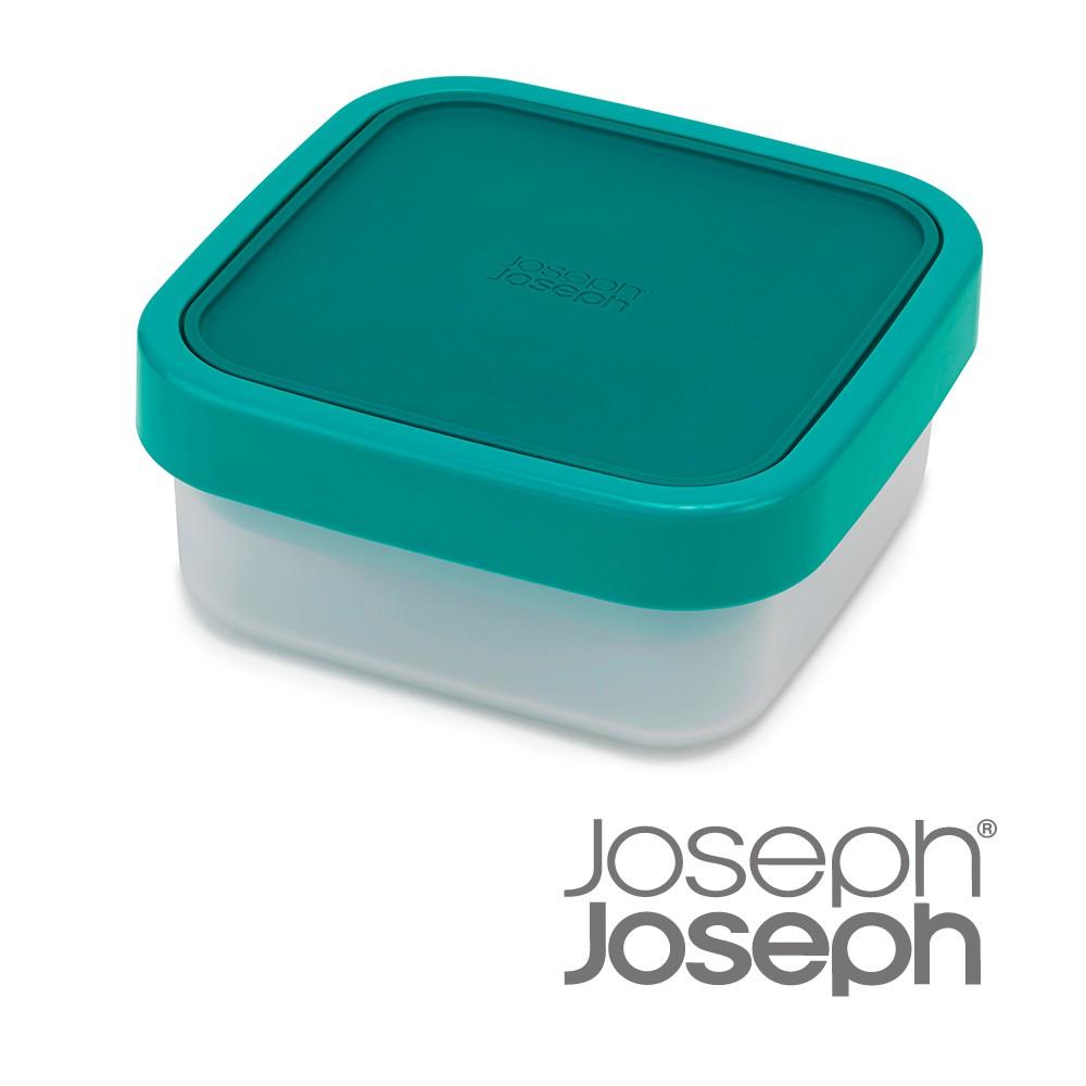 Joseph Joseph 翻轉沙拉盒(藍綠)